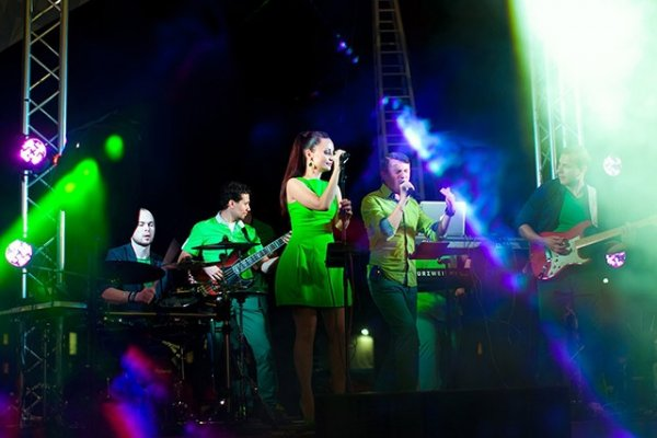 Кавер-группа Party Lime Band